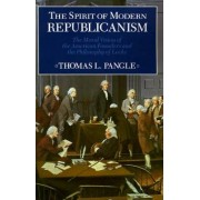 The Spirit of Modern Republicanism (Paper Only) by Pangle