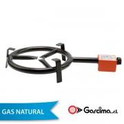 Paellero de Gas Natural Garcima 30 cm / 1 fuego