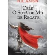 Cele o suta de mii de regate - N.K. Jemisin