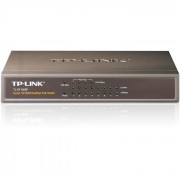 TP-Link TL-SF1008P 8-port 10/100M Desktop PoE Switch