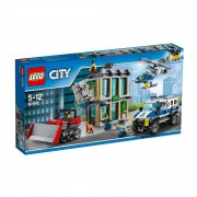 Lego City 60140 Bankraub mit Planierraupe