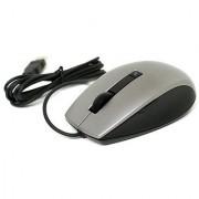 Genuine Dell M534D Silver Premium 6-Button USB 1600 DPI Laser Scroll Mouse Compatible Dell Part Numbers: K251D M534D Y357C Model Number: M-UAV-DEL8