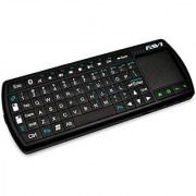 FAVI Mini Bluetooth Keyboard with Laser Pointer and Backlit Keys for MSI PC (FE02BT-US36)