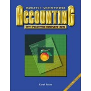South-Western Accounting with Peachtree Complete 2003 by Carol Yacht