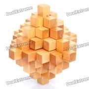 Rompecabezas Desmonte Reassembling Rebuild Puzzle Toy - Madera