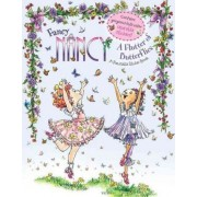 Fancy Nancy: A Flutter of Butterflies Reusable Sticker Book by Jane O'Connor