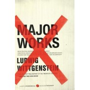 Major Works by Ludwig Wittgenstein