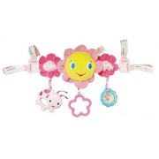Bright Starts Pretty Carrier Toy Bar