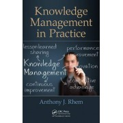 Knowledge Management in Practice by Anthony J. Rhem