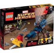 LEGO Super Heroes Ant-Man Beslissend Duel - 76039