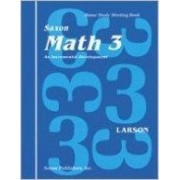 Saxon Math 3 Meeting Book First Edition by Larson