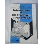 Introducere In Informatica Economica - D. Airinei M. Filip T. Fatu M. Georgescu A. Grama L. Finaru