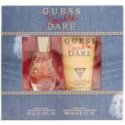 Guess Double Dare Комплект (EDT 30ml + BL 200ml) за Жени
