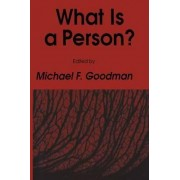 What is a Person? by Guy B. Faguet