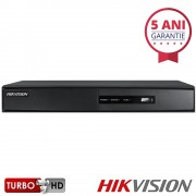DVR CU 4 CANALE TURBO HD HIKVISION DS-7204HGHI-SH/A