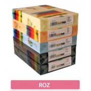 Carton colorat A4 160g - roz