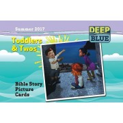 Deep Blue Toddlers & Twos Bible Story Picture Cards Summer 2017