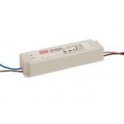 Mean Well 60W LPV-60-12 IP67 vízvédett 60W-12V LED tápegység
