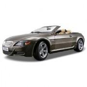 Maisto 1:18 Scale Metallic Bronze BMW M6 Cabriolet