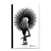Libreta A5 Ballet Forever B - 206FBQPR-01 Quinta