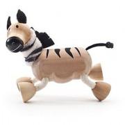 Anamalz Wild Zebra Wooden Toy