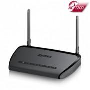 NBG6616 - 802.11 a.c - Porturi LAN 4 x 10/100/1000 Mbit/s - Porturi WAN 10/100/1000 Mbit/s - Port USB 2 x Port USB - Antena 2 x Externa - 64/128-bit WEP
