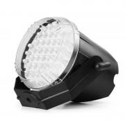 Beamz LED Strobe, бял, LED стробоскопичен ефект (Sky-153.337)