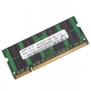 RAM PC Portable SODIMM Samsung M470T5663QZ3-CF7 DDR2 800Mhz 2Go PC2-6400S CL6
