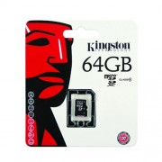 Card de memorie Kingston microSDXC 64GB clasa 10