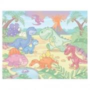 Tapet pentru Copii Dino World