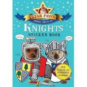 Knights Sticker Book: Star Paws by MacMillan Children's Books