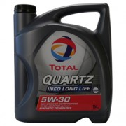Total QUARTZ INEO LONGLIFE 5W-30 5 Litre Can