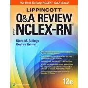 Lippincott Q&A Review for NCLEX-RN by Desiree Hensel