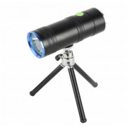 Lanterna Tactica Profesionala Shadowlight 850 Lumeni Putere 10W Acumulatori Inclusi / cu Trepied