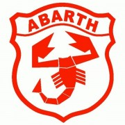 Adesivi ABARTH stickers per auto o officina