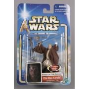 Star Wars AOTC Obi-Wan Kenobi Jedi Starfighter Pilot Action Figure