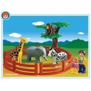 Playmobil 6742 - 1.2.3 Zoo