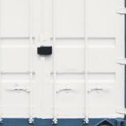 ABUS ConLock Granit Containerschloss 215/100+37RK/70HB100 ConHasp...