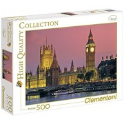 Clementoni - 30378.6 - Puzzle Collection High Quality - 500 Pièces - Londres