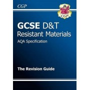 GCSE Design & Technology Resistant Materials AQA Revision Guide (A*-G Course) by CGP Books