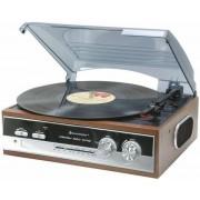 Pick-up Soundmaster PL-186H, Radio AM/FM