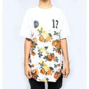 Camiseta Chronic Oversized Floral