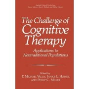The Challenge of Cognitive Therapy by T. Michael Vallis