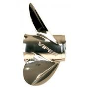 ELICA ACCIAIO INOX EVINRUDE VIPER 13 7/8 X 17 HP 40 A 130 HP