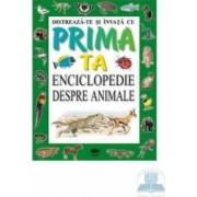 Enciclopedie despre animale - Distreaza-te si invata cu prima ta enciclopedie