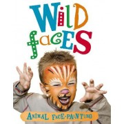 Snazaroo: Wild Faces Face-Painting Book by Snazaroo