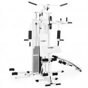 Klarfit Ultimate Gym 5000 мултифункционална фитнес станция, бяла (FIT14-UltimaGym5000W)