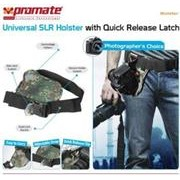 Promate Bolster Universal SLR Holster with Quick