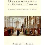 Determinants of Economic Growth by Robert J. Barro