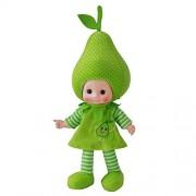 Cute Plush Toy Music Singing Doll Baby Musical Soft Stuffed Dolls Pear